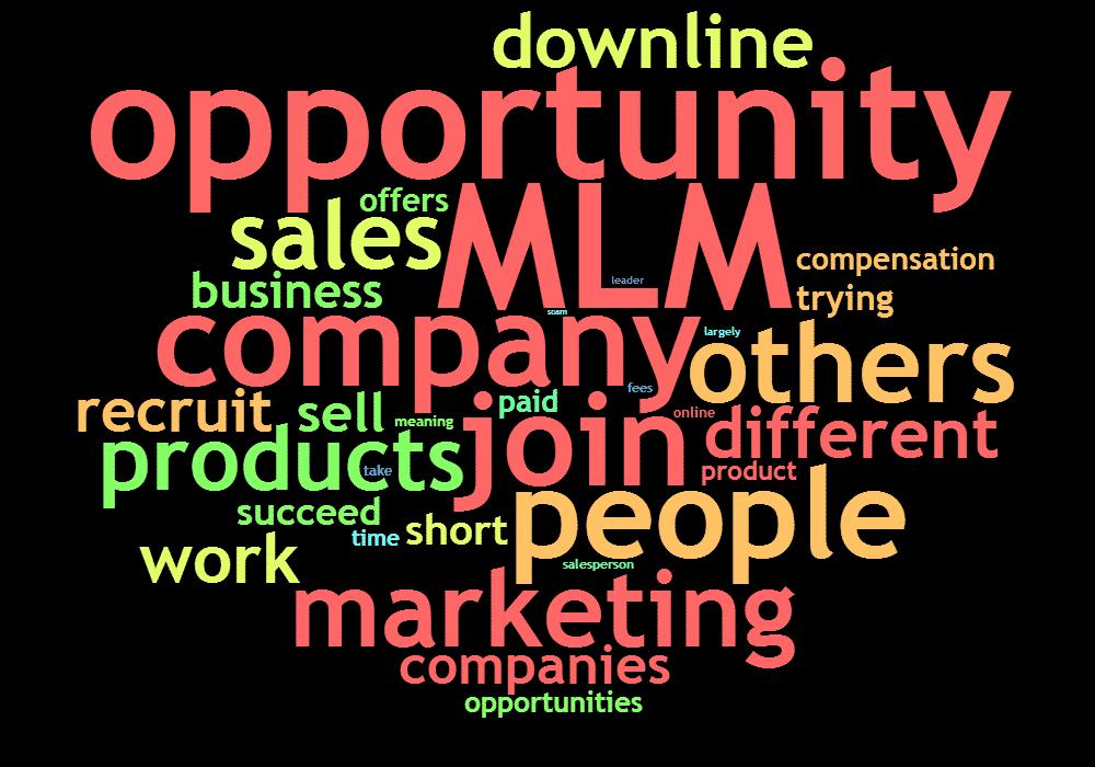 mlm marketing