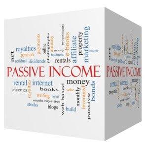 passive income blog