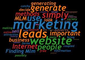 mlm marketing leads