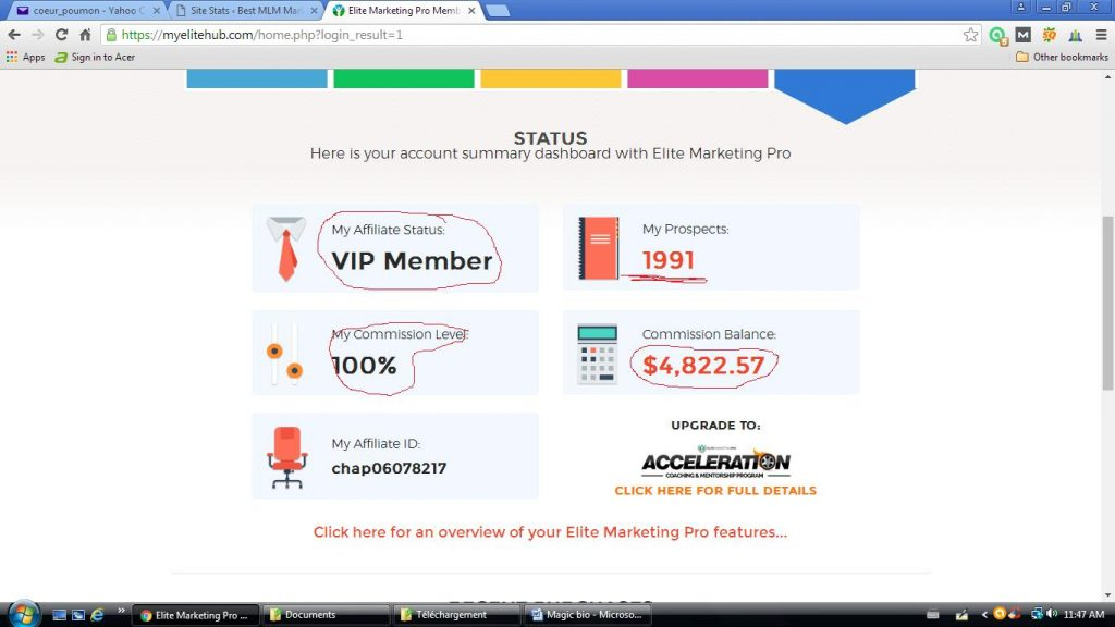network marketing passive income