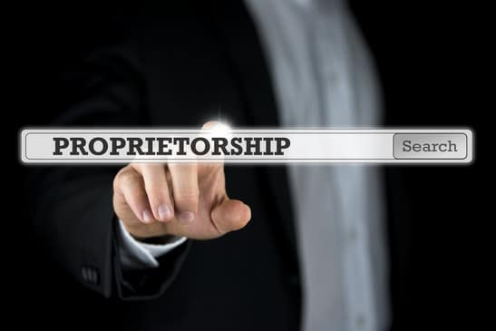 What Is A Sole Proprietorship